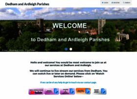 dedham-and-ardleigh-parishes.org.uk