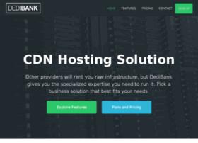 dedibank.com