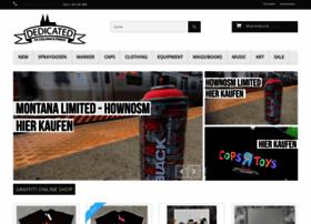 dedicated-store.com
