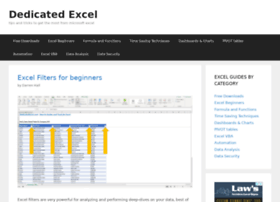dedicatedexcel.com