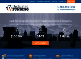 dedicatedfunding.com