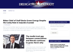 dedicatedpatriot.com