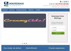 dedicatedsolos.com