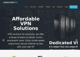 dedicatedvpn.net