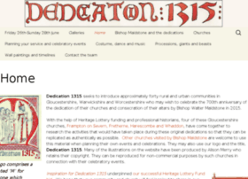 dedication1315.org.uk