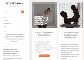 dedisetiawan.com
