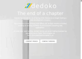 dedoko.com