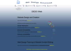dedoweb.com