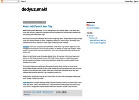dedyuzumaki.blogspot.com