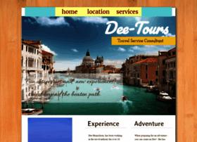 dee-tours.com