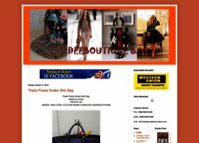 Deeboutiqueonline.blogspot.com