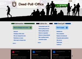 deedpolloffice.com