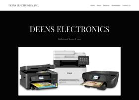 deenselectronics.com