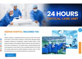 deepamhospitals.com