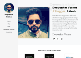 deepankerverma.com