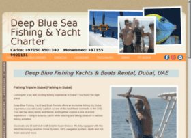deepbluefishing.net
