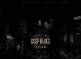 deepbluesfest.com