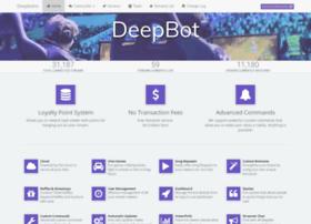 deepbot.tv
