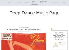 deepdancemusicpage.com