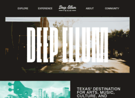 deepellumtexas.com