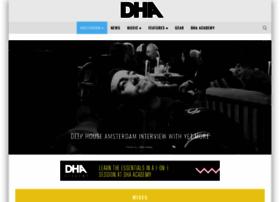 deephouseamsterdam.com