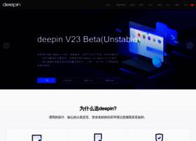 deepin.org
