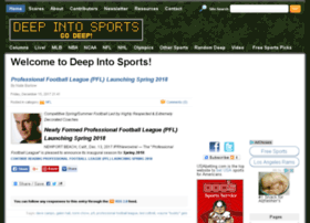deepintosports.com