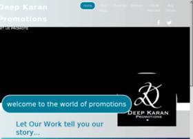 deepkaranpromotions.com