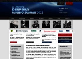 deepsea-mining-summit.com