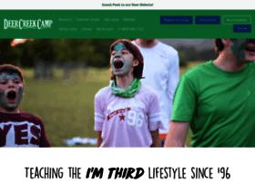 deercreekcamp.com