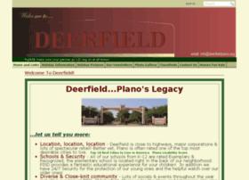 deerfieldplano.org