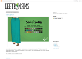 deetronsims.blogspot.com