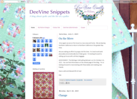 deevinesnippets.blogspot.de
