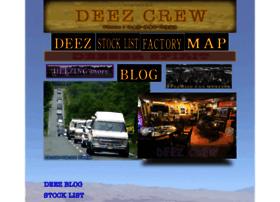 deezcrew.com