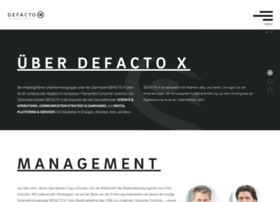 defacto-marketing.de