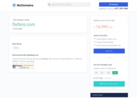 defans.com