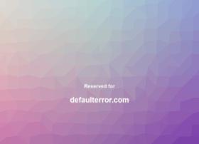 defaulterror.com
