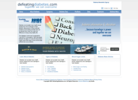 defeatingdiabetes.com