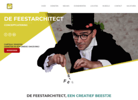 defeestarchitect.be
