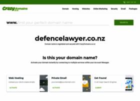 defencelawyer.co.nz