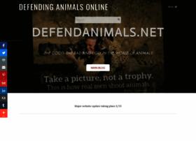 defendanimals.net