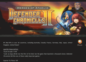 defenderchronicles.com