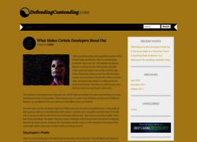 defendingcontending.com