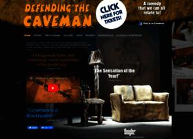 defendingthecaveman.com