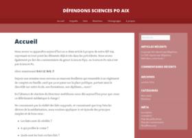 defendonssciencespoaix.wordpress.com
