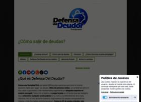 defensadeldeudor.info