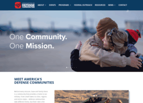 defensecommunities.org