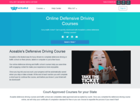 defensivedriving.aceable.com