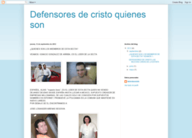 defensoresdecristoquienesson.blogspot.mx