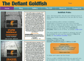 defiantgoldfish.com
